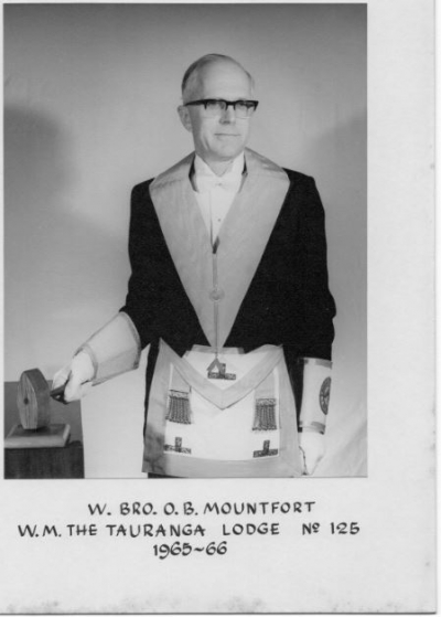 W.Bro. H. B. Mountfort