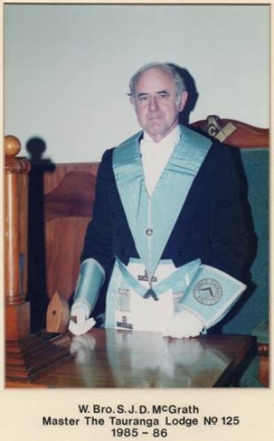W.Bro. S. J. D. McGrath